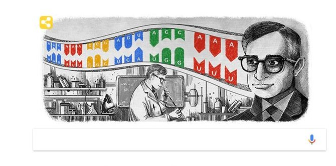 Did you see today's Google Doodle?